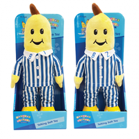 Bananas in Pyjamas Classic Talking Plush Toy 30cm image
