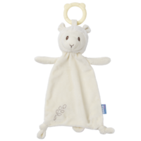 GUND Baby Toothpick Llama Teether Comforter Toy 30cm image