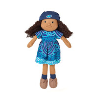 Play School Kiya Plush Cuddle Doll 32cm image