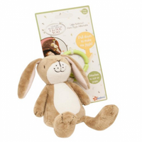 Little Nutbrown Hare Jiggle Attachable Baby Toy image