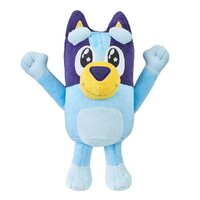 Bluey Friends Bluey Please Face Small Plush Toy 20cm image
